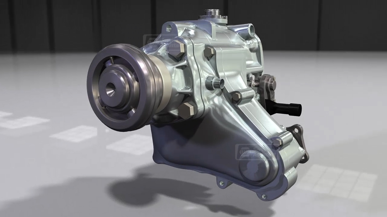 Topic: Transfer Case Animation
