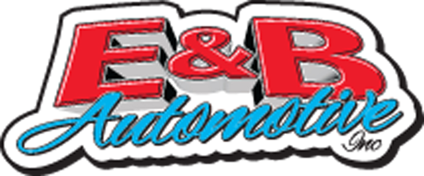 E&B Automotive logo