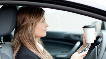 Distracted Driving - Article