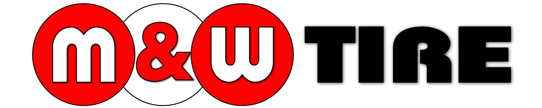 M&W Tire Logo