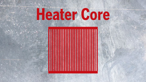 Heater Core - Article