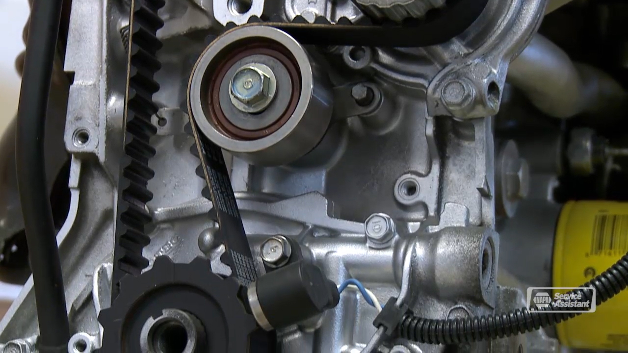Topic: Timing Belt Video