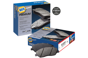 NAPA Premium Disc Brake Pads