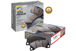 NAPA Ultra Premium Disc Brake Pads