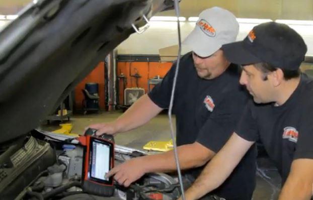 Auto Inspection Procedures