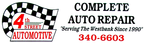 Fourth Street Automotive Automotive Tips: Alternator